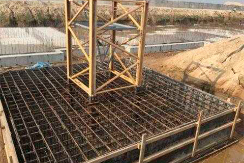Разработка проекта производства работ кранами